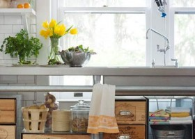 6 tips to keep the kitchen organized