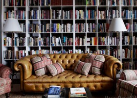 10 ideas for your home library